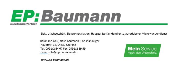 EP: Baumann